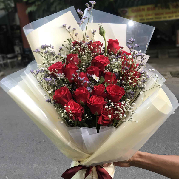 Ý nghĩa số lượng hoa hồng